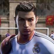 Cristiano Ronaldo : footballeur gladiateur dans le jeu vidéo Real Madrid Imperivm