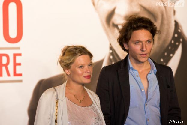 Mélanie Thierry et Raphaël : parents d'un petit garçon