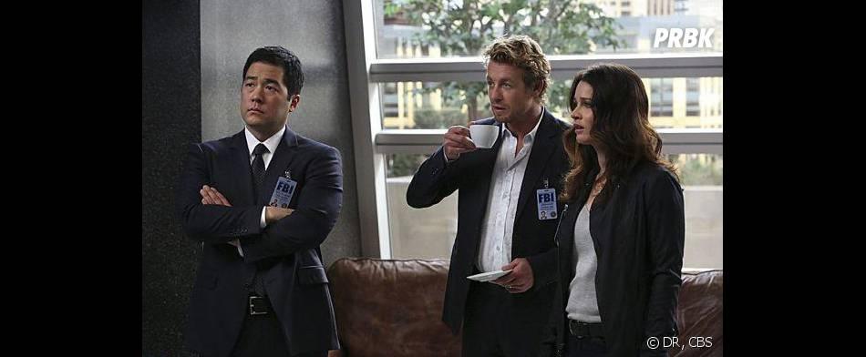 Mentalist saison 6, épisode 12 : Jane, Cho et Lisbon en pleine action