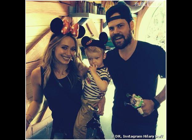 Hilary Duff et Mike Comrie : divorce surprise pour les parents du petit Luca