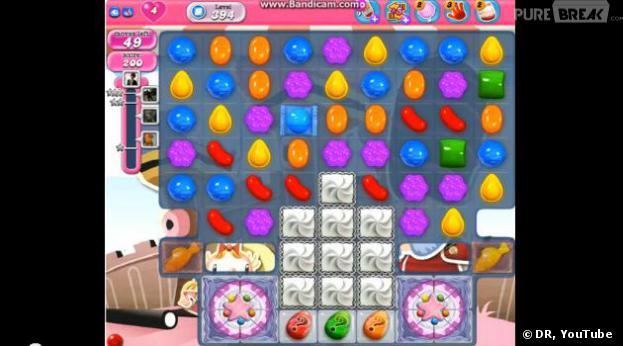 Candy Crush Saga : un risque pour les enfants ?