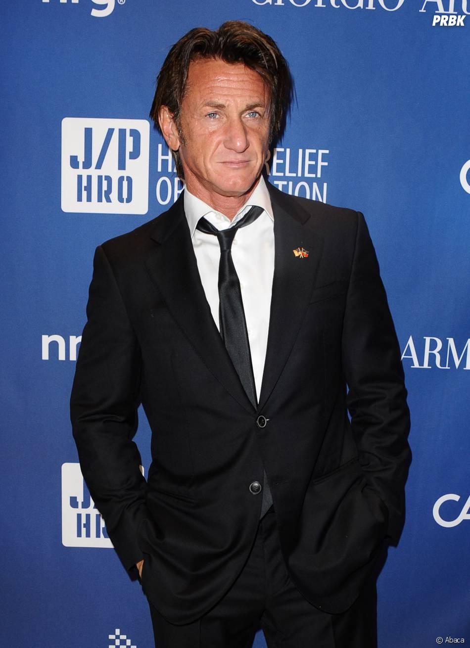 Sean Penn au gala Help Haiti Home, le 11 janvier 2014 à Los Angeles