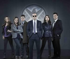 Agents of SHIELD inspirée par l'univers de Marvel