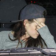 Kristen Stewart : un doigt aux paparazzis lors d'une sortie