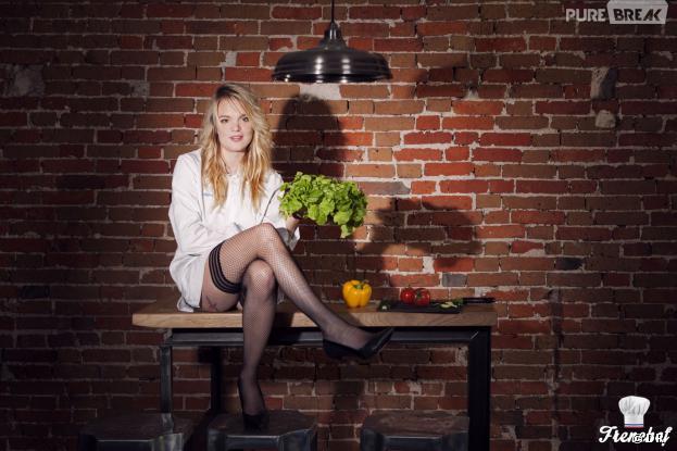 Top Chef 2014 : Tiffany Depardieu va lancer sa chaîne Youtube