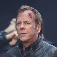 24 heures chrono saison 9 : Kiefer Sutherland en sang sur les photos explosives du tournage