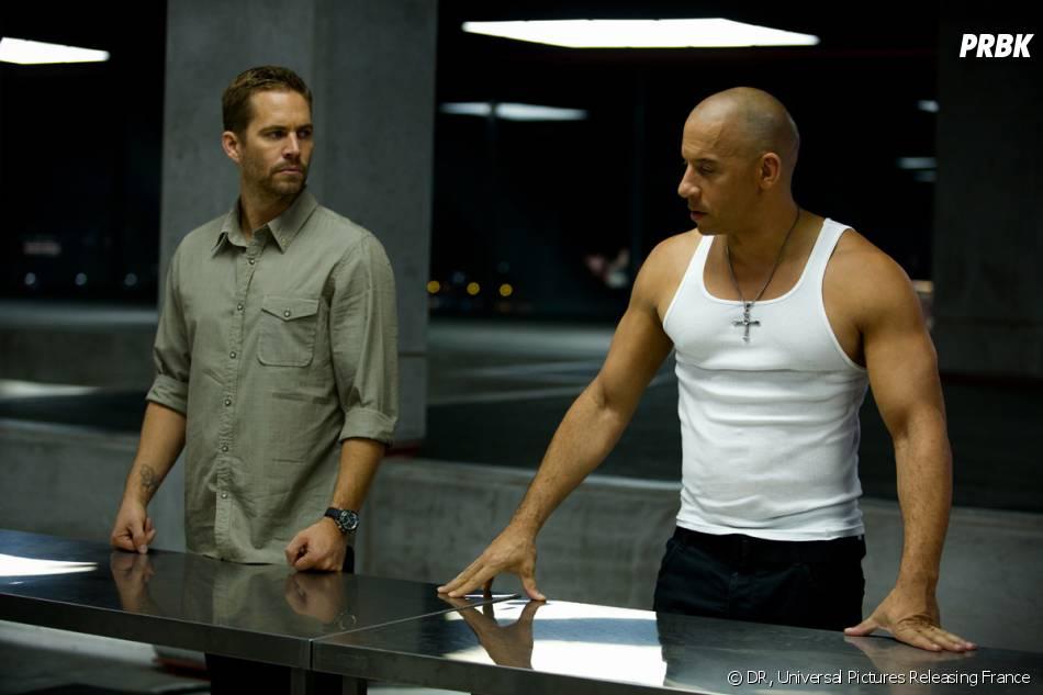 Fast and Furious 7 : Paul Walker et Vin Diesel réunis dans une nouvelle suite