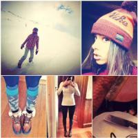Shy'm : rejoignez-la en vacances au ski... sur Instagram