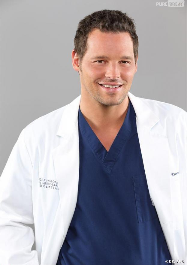 Grey's Anatomy saison 10 : Justin Chambers sur une photo promo