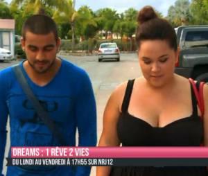 Dreams : Violette heureuse d'être partie en rendez-vous avec Malik