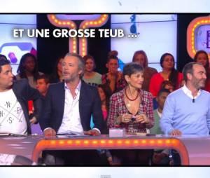 Jean-Michel Maire devient Forrest Teub dans la chronique de jean-Luc Lemoine
