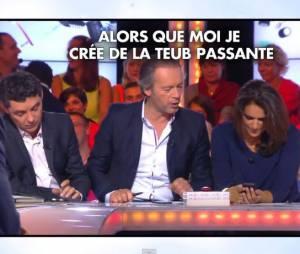 Jean-Michel Maire alias Forrest Teub pour Jean-Luc Lemoine