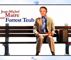 Touche pas à mon poste : Jean-Michel Maire devient Forrest Teub dans la dernière chronique de Jean-Luc Lemoine