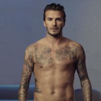 David Beckham complètement nu pour H&M et le Super Bowl 2014