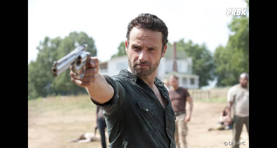 The Walking Dead : Rick va encore évoluer