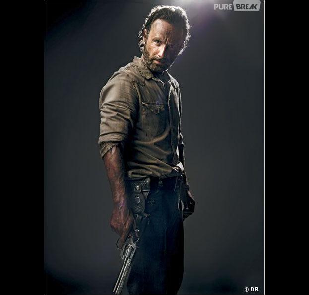 The Walking Dead saison 4 : Rick sera au fond du trou