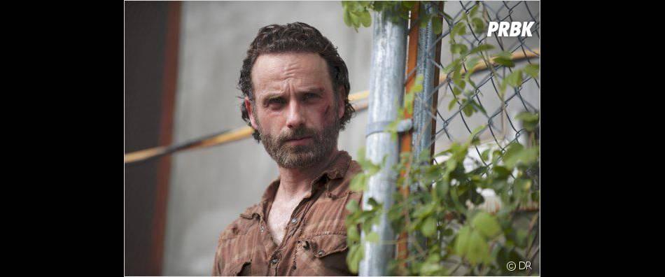 The Walking Dead saison 4 : Rick va encore souffrir