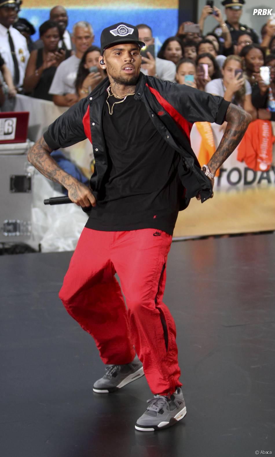 Chris Brown : en rehab jusqu'au 19 février