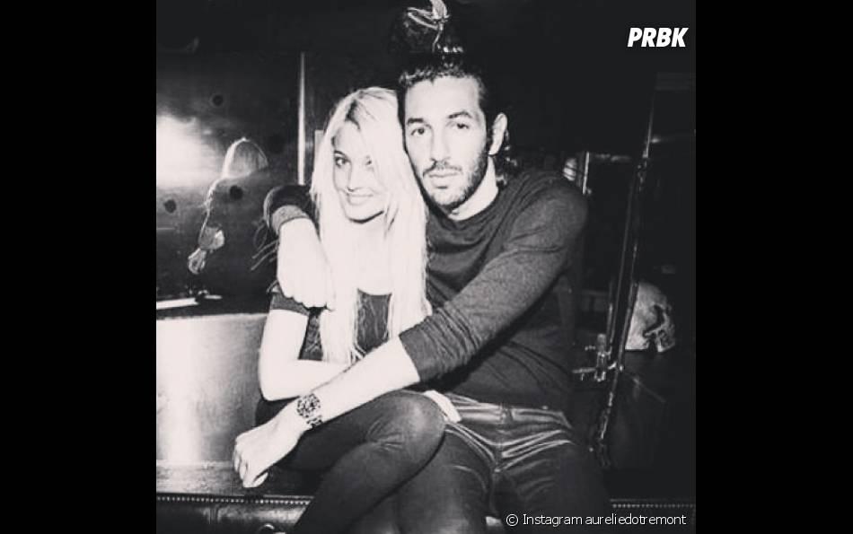 Aurélie Dotremont en couple et heureuse sur Instagram