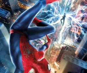 The Amazing Spider-Man 2 : poster du film au cinéma le 30 avril