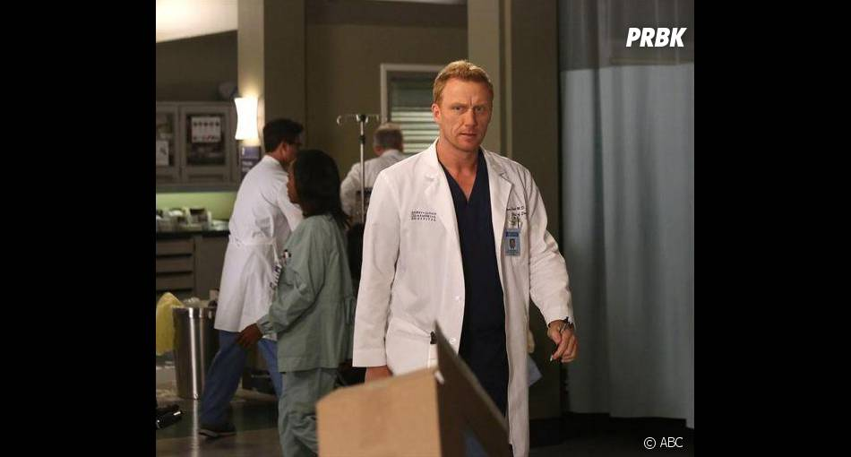 Grey's Anatomy saison 10 : Owen, aka Kevin McKidd, va dire adieu à Cristina