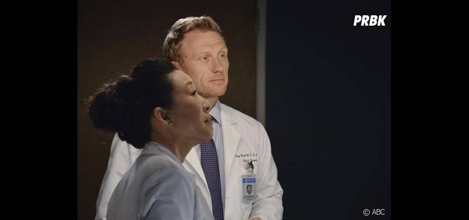 Grey's Anatomy saison 10, épisode 17 : Owen et Cristina dans un futur alternatif
