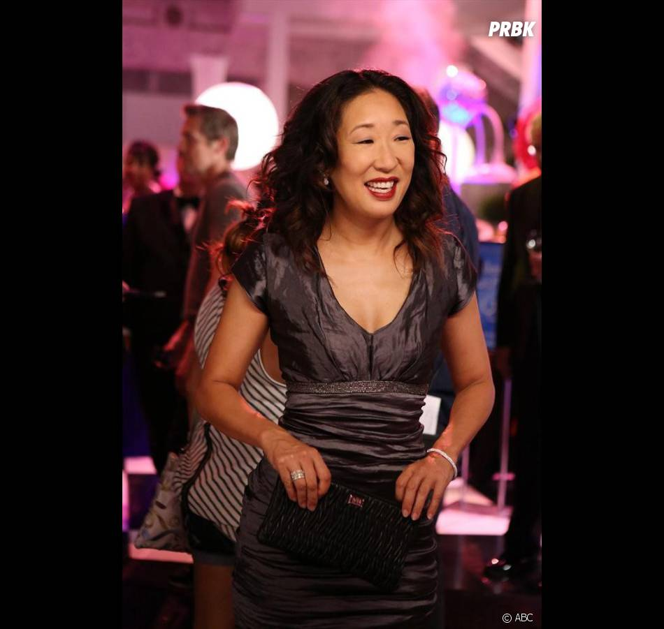 Grey's Anatomy saison 10 : Sandra Oh, aka Cristina, sur le départ