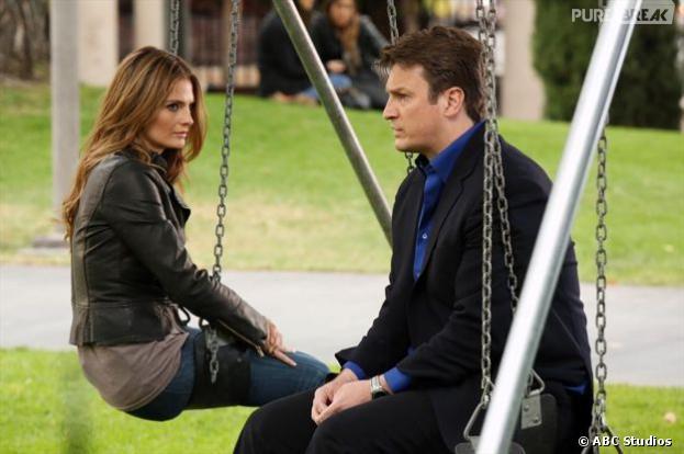 Castle saison 6 : quelle réponse pour la demande en mariage de Rick ?