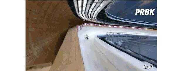 JO Sotchi 2014 : Shiva Keshavan chute puis remonte sur sa luge
