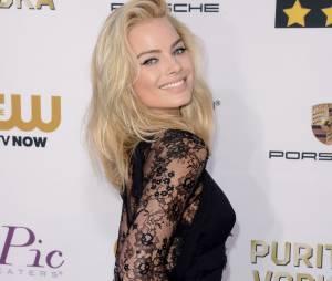 Margot Robbie numéro 9 du classement des femmes les plus désirables de 2014