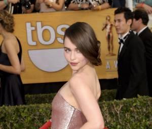 Emilia Clarke numéro 1 du classement des femmes les plus désirables de 2014