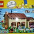 Les Simpson se dévoilent en Lego
