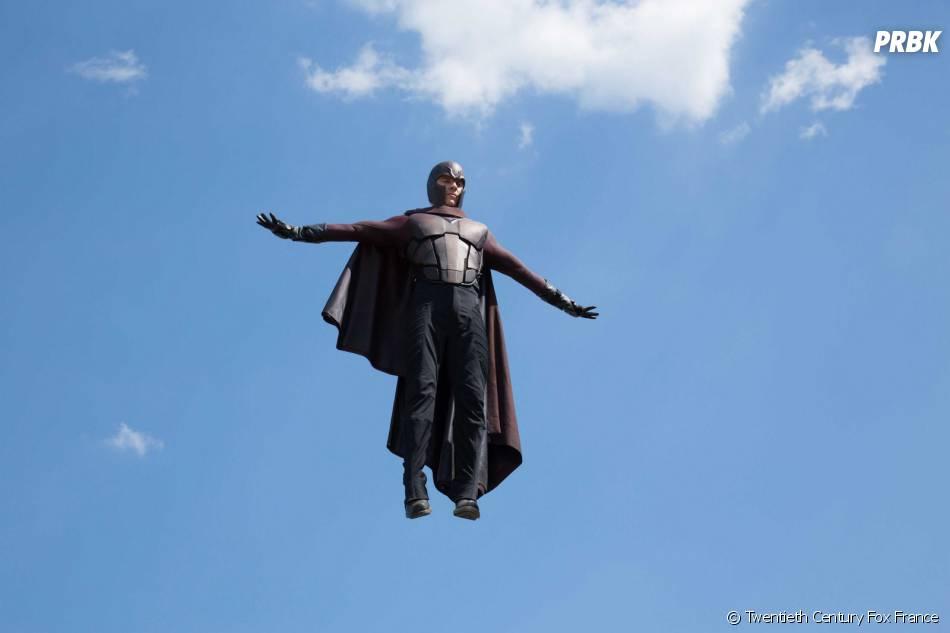 X-Men Days of Future Past : Michael Fassbender sur une photo