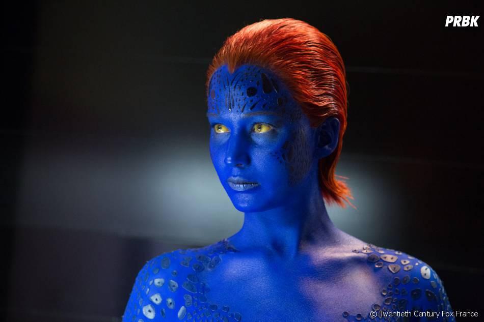 X-Men Days of Future Past : Jennifer Lawrence en Mystique