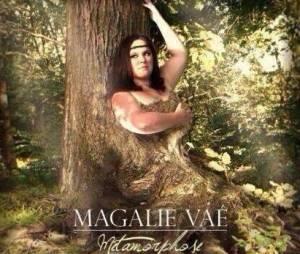 """Magalie Vaé : pochette de son nouvel album """"Métamorphose"""""""