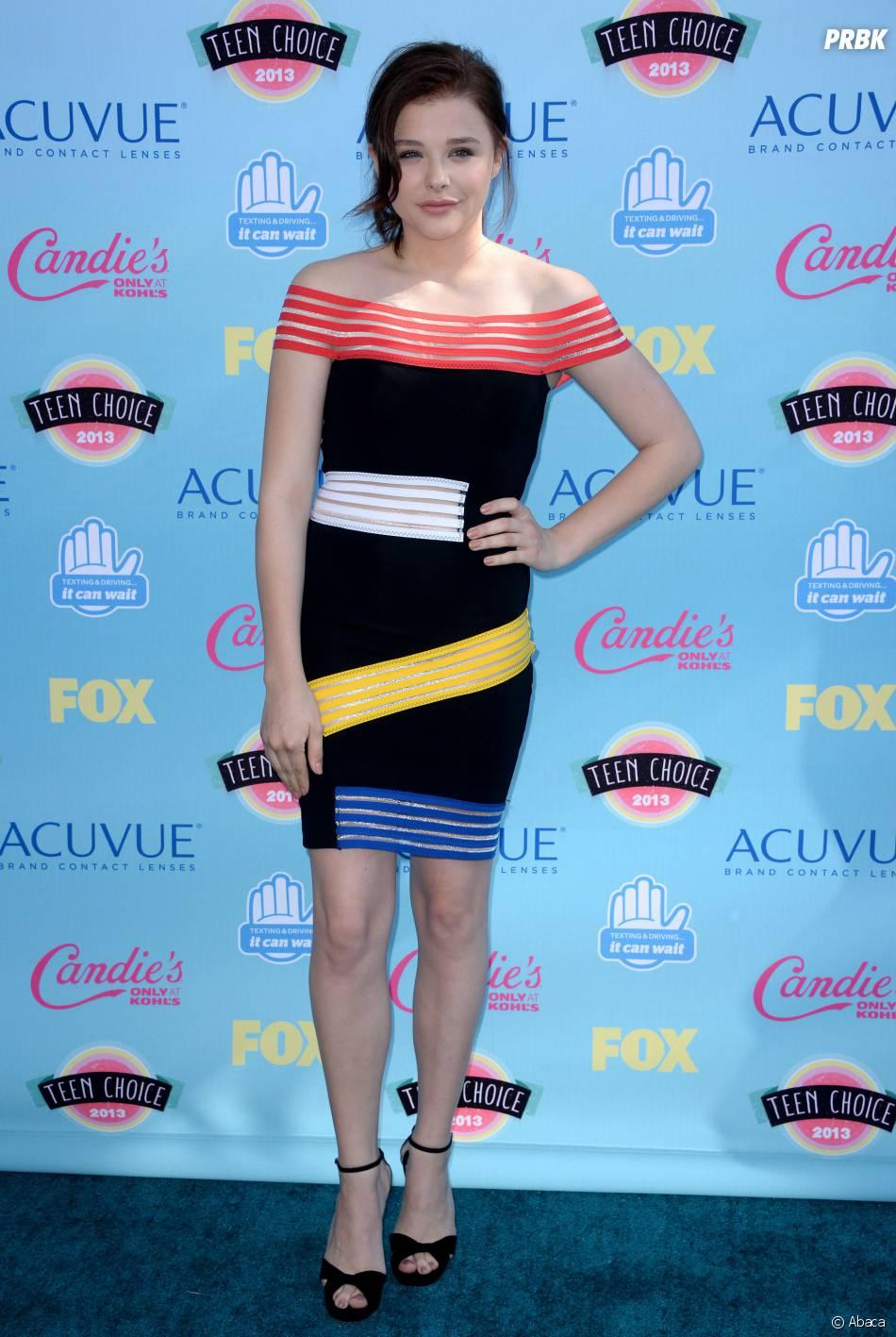 The Voice : Chloe Moretz porte la même tenue que Jenifer