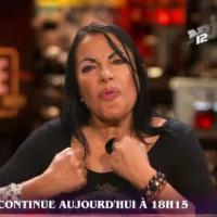 """Marie-France (Giuseppe Ristorante) : Allo Nabilla ? """"C'était surjoué"""""""