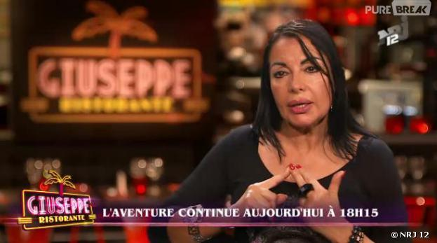 Giuseppe Ristorante : Marie-France clashe Allo Nabilla
