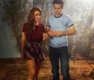 Teen Wolf saison 3 :Lydia et Stiles