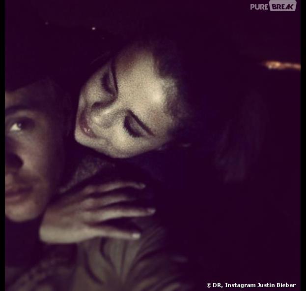 Justin Bieber déclare sa flamme à Selena Gomez sur Instagram