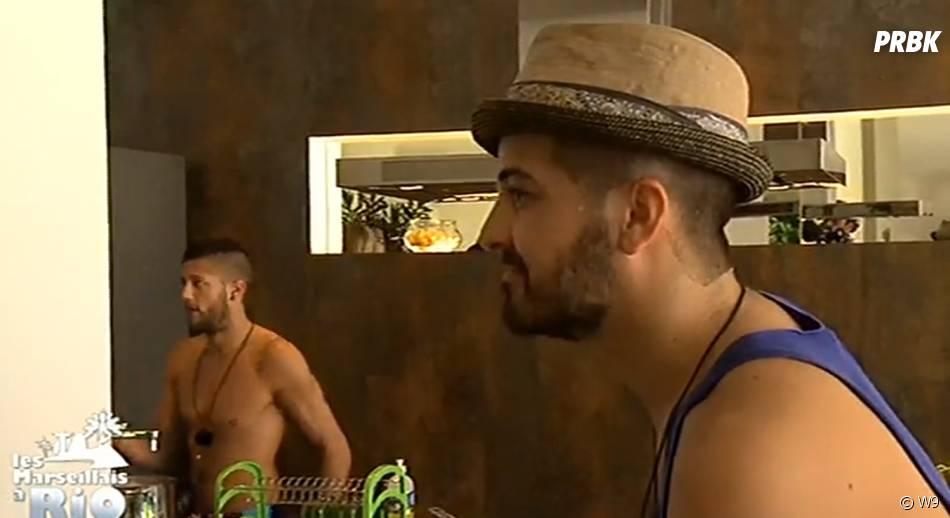 Les Marseillais à Rio : Antonin ne sait pas comment réagir