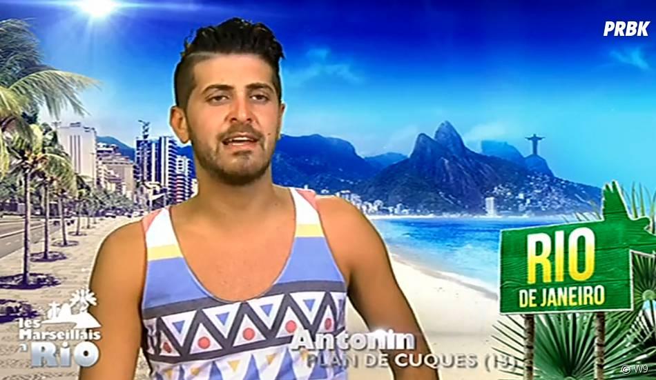 Les Marseillais à Rio : Antonin mal à l'aise
