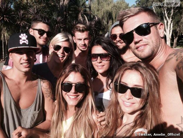 Les Anges de la télé-réalité 6 : le selfie des candidats en direct d'Australie