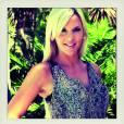 Les Anges de la télé-réalité 6 : Amélie Neten a posté le selfie sur son compte Twitter