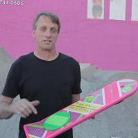 [WTF] Retour vers le futur : l'Hoverboard de Marty existerait-il enfin ?!