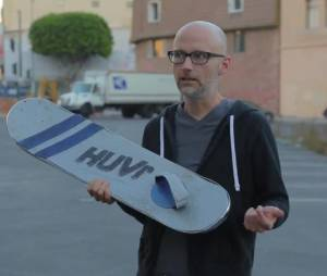 Moby a testé L'Hoverboard