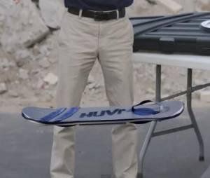 L'Hoverboard : le fake de Funny or Die