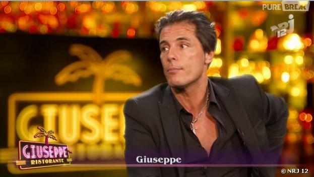 Giuseppe Ristorante : Giuseppe en couple avec Nikky