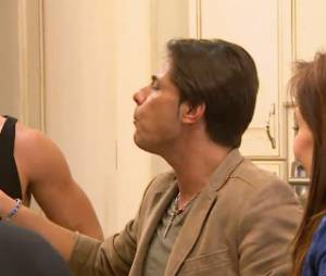 Giuseppe Ristorante : Giuseppe trouve que Nikky était la plus belle fille de l'émission