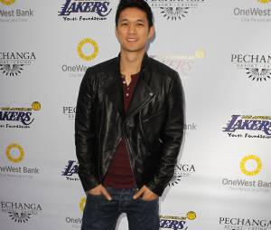 Harry Shum Jr. : l'acteur de Glee a t-il joué le romantique ?